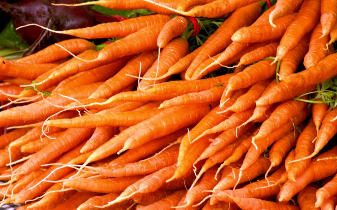 """Pastel de zanahoria """"overnight"""" oats"""