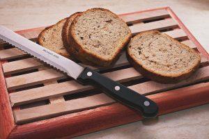 Cuchillo de sierra o cuchillo para pan