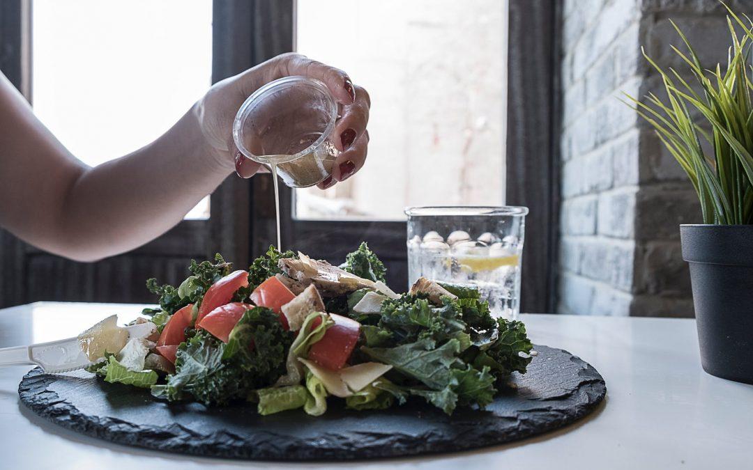 Ponle sabor a tu ensalada